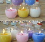 China Factory Wholesale Plating Glass Candle Holder
