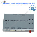 Is300! ! Car Navigation Interface Box for Lexus Touch Navigation, Audio and Video