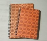 Spiral Binding Notebook with PVC Hardcover