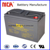 Reasonable Price Sealed Lead Acid Solar Gel Battery 12V 100ah