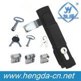 Electric Cabinet Lock, Flush Lock, Lever Latches (YH9508)