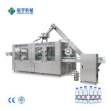 Full Automatic Mineral Pure Drinking Bottle Water Washing Filling Capping 3in1 Monoblock Rinsing Filling Sealing Machine