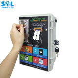 Small Coin Operated Internet Bus WiFi Video Server New Business Ideas