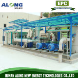 Skid-Mounted Biogas Landfill Gas Dehumidification Dehumidifier/Purification/Desulfurization System