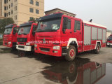China Famous Brand Sinotruk HOWO 4X2 8ton Fire Fighting Truck with Good Price