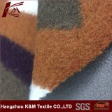 Two Layer 40% Wool 60% Polyester Blended Fabric Winter Cloth