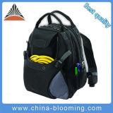 Men Outdoor Electrician Multi-Pocket Ployester Storage Tool Backpack