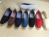 OEM Specially Design Fashion colorful Women Flat Leisure Cloth Shoes