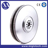 Customized Vitrified Bond CBN Grinding Wheel for Camshaft Grinding (Gw-280001)