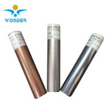Nano Silver Chrome Effect Epoxy Powder Coating Paint to Replace Electroplating