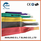 Round, Web, Webbing Sling for Crane Lifting