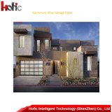 Aluminum Door Garage Door Glass Door with Ue Stander