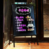 Outdoor Advertising LED Writing Board Restaurant Menu Board