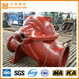Horizontal Split Case Double Suction Water Drainage Centrifugal Pump