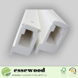 Solid Raw PVC Window Components