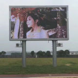 Full Waterproof P16mm LED Screen for Outdoor Videos