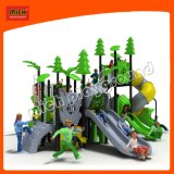 Funny Outdoor Plastic Playground for Children