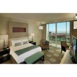 Quality Design 5 Star Resort Rattan Hotel Bedroom Furniture
