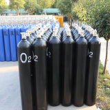 High Purity Oxygen/Argon/Helium/CO2/N2o /Acetylene / Ethylene / Sf6 / CF4 Gas Cylinder /Oxygen Cylinder