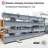 High Strength Steel Structure Construction Building Material for Beams and Columns