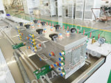 Soft PVC PP PE Plastic Sealing Gasket Profile Extruding Machine