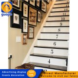 Popular Self Adhesive Creative 3D Stair Stickers Living Room DIY Simulation Stone Wall Decoration Home Waterproof Wall Stick
