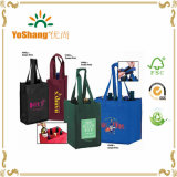 PP Non Woven Beer Bag/Fabric Wine Bottle Bags /Eco-Friendly Non Woven Wine Bag