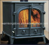 Cast Iron Wood Burning Stove (AM02-14K)