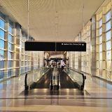 Airport Moving Walkway