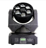 6*15W LED Zoom Moving Head