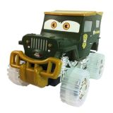 Electric Toys Plastic Cartoon Friction Car with Music and Light (10213429)