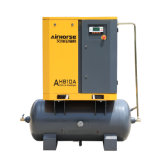 China Factory Wholesale 10HP 7.5kw Rotary Screw Air Compressor