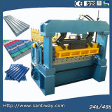 Metal Roof Cold Roll Forming Machine Price