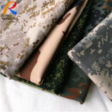 China Supplier Sell 100% Cotton UV Resistant Custom Design Camouflage Military Fabric