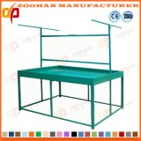 Stainless Steel Supermarket Fruit and Vegetable Display Rack Manufacturer (Zhv22)