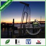 Ocean Kayak Tranparent Glass Fishing Boats Plastic PC Canoe Wholesale