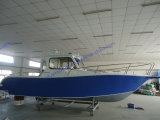 Aluminum Alloy 3.7-8.6 M Boat Ce Certificated in Big Sea