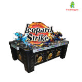 Video Shooting Electronic Leopard Strike Fish Game Hunter Arcade Machine