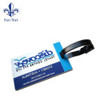 Wholesale Plastic Cheap Custom Rubber Luggage Tag