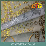 Eco - Friendly PVC Vinyl Tablecloth Plastic Lace Tablecloth Rolls / PVC Table Cover