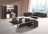 Modern Melamine Metal Staff Computer Executive Manager Office Table