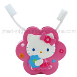 Cute Kids Bath Product with Polyresin Paint Bath Accessories Set