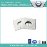 Zinc Plated Square Washer