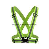 High Visibility Neon Safety Vest Reflective Belt Safety Vest Fit