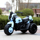 Factory Wholesale, Rechargeable Environmental Protection, Bumblebee 3 Wheel Children Electric Toy Motorcycle