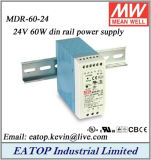 Mean Well Mdr-60-24 24V 60W Meanwell DIN Rail Power Supply