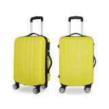 Wholesale Price ABS Trolley Travel Luggage with 4 Wheels