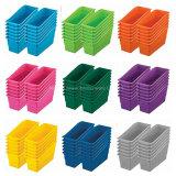 Customize Plastic Folder Holder Bin Case Box in Jiewei