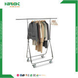 Foldable Stainless Steel Hanging Clothes Drying Rack
