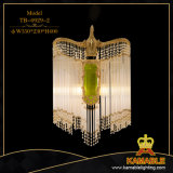 Crystal Decoration Home Brass Wall Lamp (TB-0929-2)